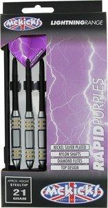 Mc Kicks Nickel Silver - Rapid Purples 21 t/m 24 g