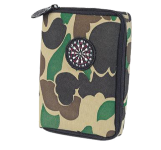 Grandslam Wallet The Pack Nylon Camouflage + Buis