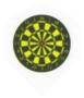 Bull's Longlife – Dartboard 51409