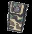 Grandslam Camouflage Uno pak / bag + darthouder_